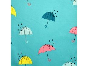 1031 Deštníky na mint