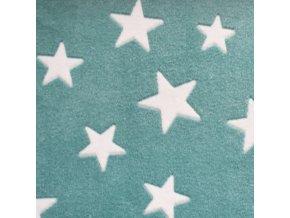 1070 Zelený, bílé hvězdy