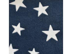 1069 Tmavě modrý, bílé hvězdy