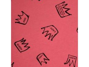 1181 Korunky na neonově růžové