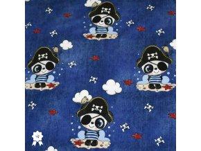 1183 Piráty na tmavé jeans
