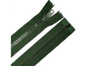 kostěný zip tmavě zelená prodej mi latky