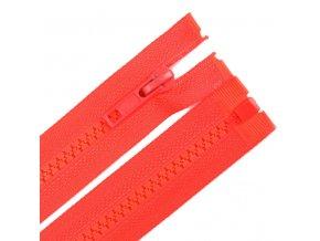 kostěný zip neonově oranžová prodej mi latky