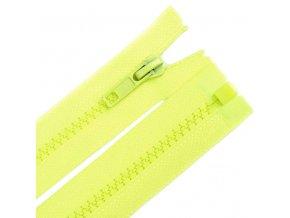 kostěný zip neonově žlutá prodej mi latky