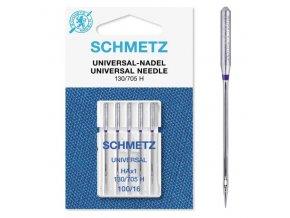 1297 Jehly Schmetz strojové 705 H UNIVERSAL 100