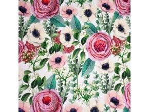 1352 Teplákovina Anglická růže