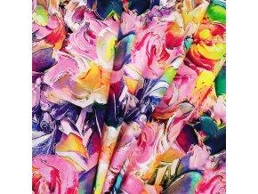Umělé hedvábí | Silky - Růže