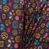 Warmkeeper - Broučci, vážky, kytičky na tmavě fialové
