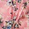 Umělé hedvábí | Silky - Kytice, růžová
