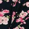 DOSTŘIH: Venecia úplet | Chládek -  Růžové květy 85CM
