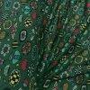 DOSTŘIH: Warmkeeper - Broučci, vážky, kytičky na tmavě zelené  75CM
