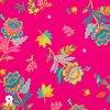 819 Květy na fuchsiové 1