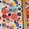 1349 Teplákovina Retro květy 2