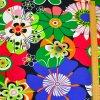 1409 Viskoza Barevné květy 2