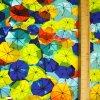 1242 Úplet Deštníky modré 2