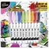 2202 Fixy na textil 8 barev