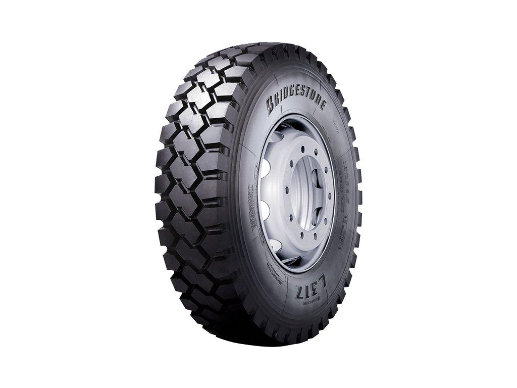 Bridgestone L317 EVO 13 R22,5 158/156 K M+S