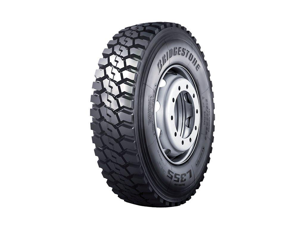 Bridgestone L355 EVO 315/80 R22,5 158/156 K M+S