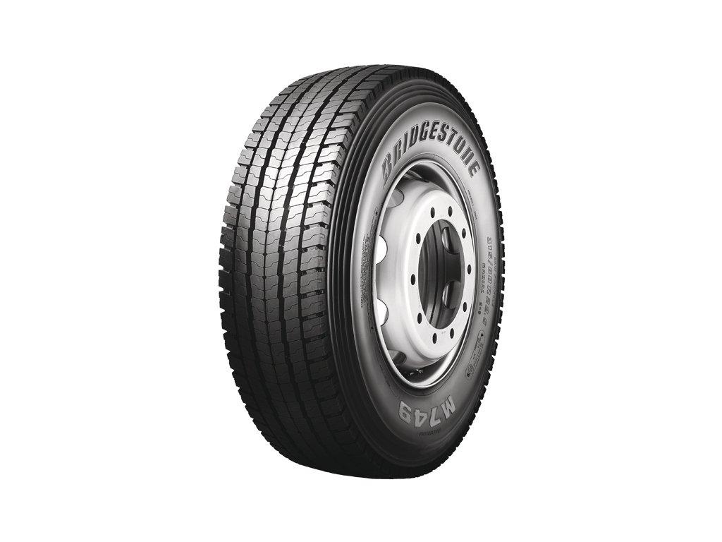 Bridgestone M749 ECOPIA 315/60 R22,5 152/148 L M+S