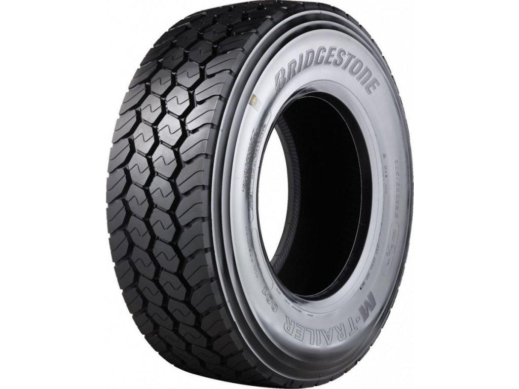Bridgestone MT1+ 385/65 R22,5 160 K M+S