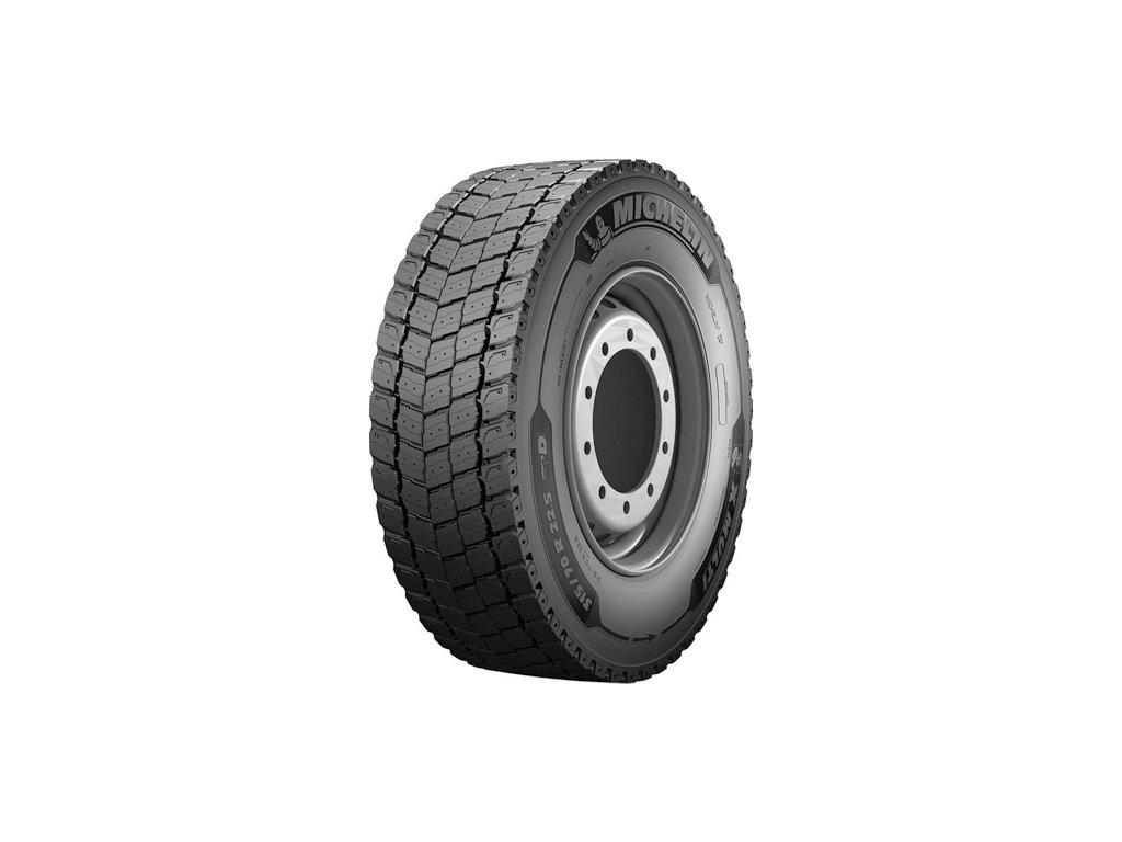 Michelin X MULTI D 12 R22,5 152/149 L M+S