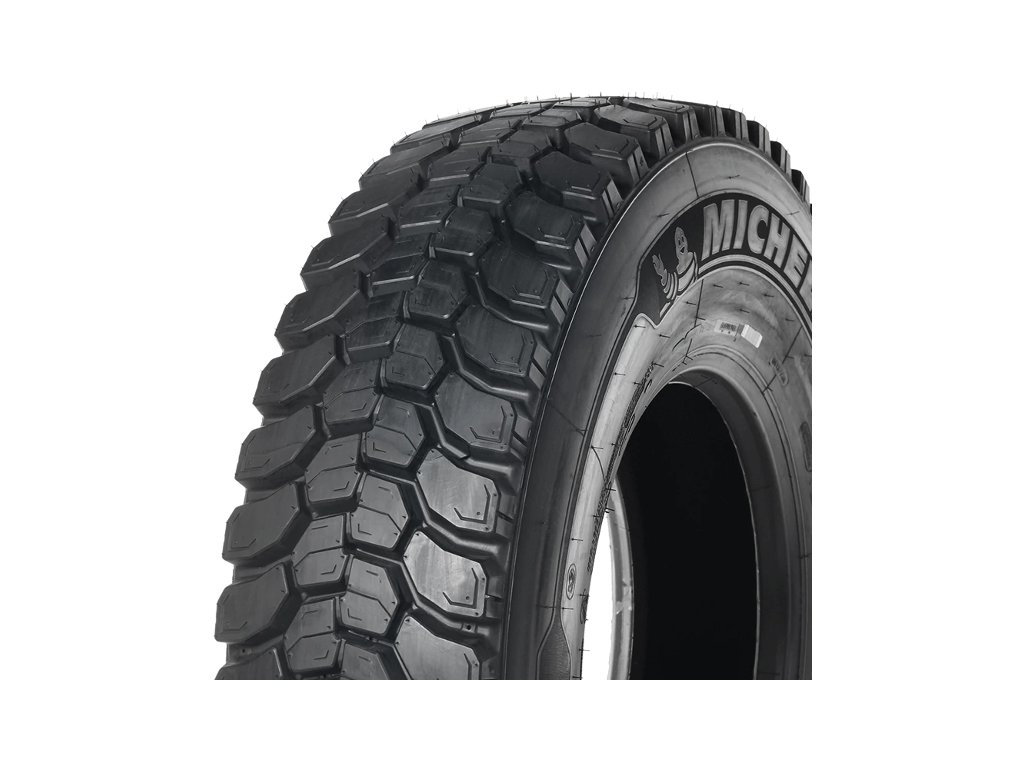 Michelin X WORKS D 315/80 R22,5 156/150 K M+S