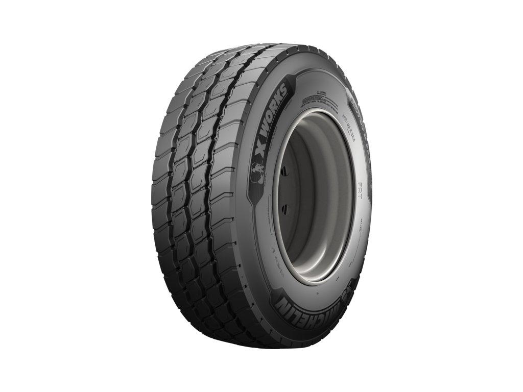 Michelin X WORKS T 385/65 R22,5 160 K M+S