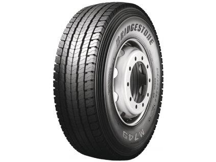 Bridgestone M749 ECOPIA 315/45 R22,5 147/145 L M+S