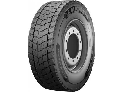 Michelin X MULTI D 315/80 R22,5 156/150 L M+S