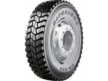 Firestone FD833 315/80 R22,5 156/150 K M+S