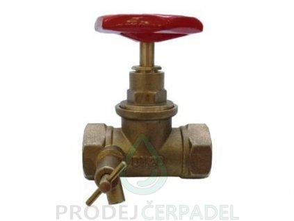 art 1501 ventil uzaviraci s odvodnenim pn 10