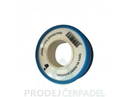 Teflonová páska na vodu 10M