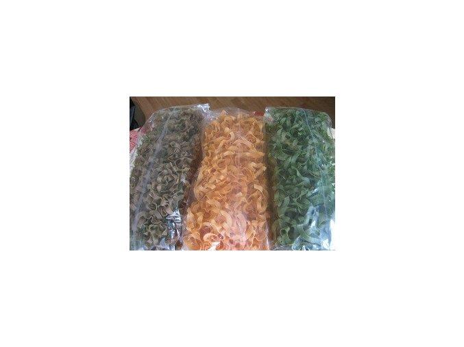 Těstoviny špenátové 350g