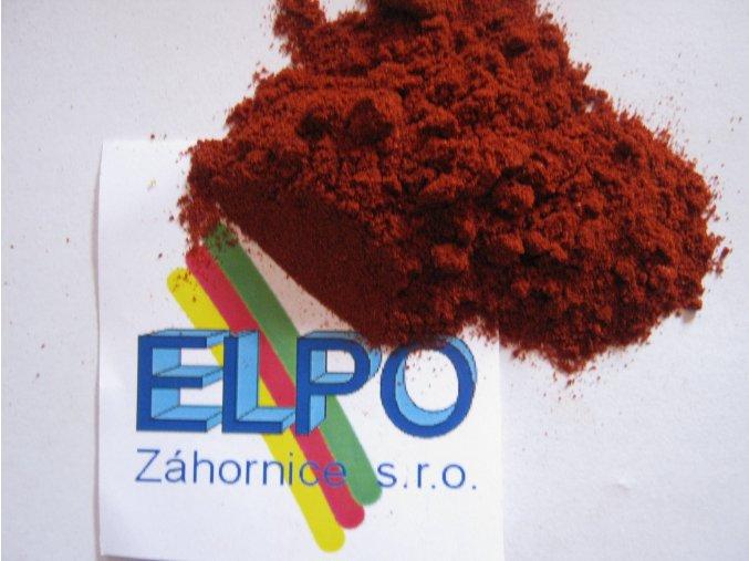 koření Paprika sladká Asta 140 - vysoká barvivost 250g