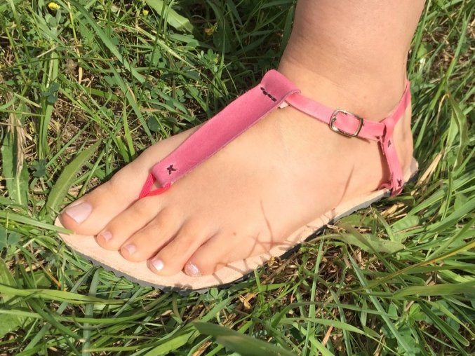 Sada na výrobu sandálů II