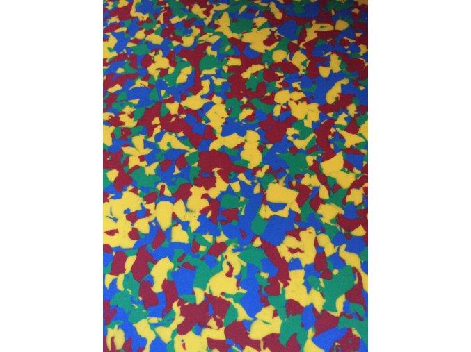 Plotna Čtyřbarevná 3 mm