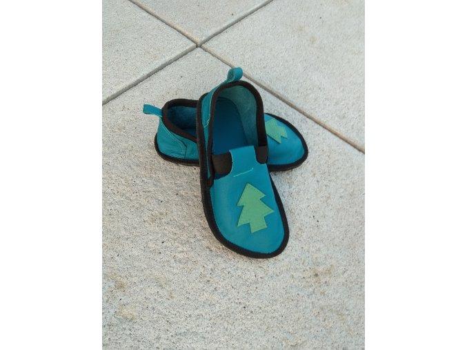 Dětské papuče