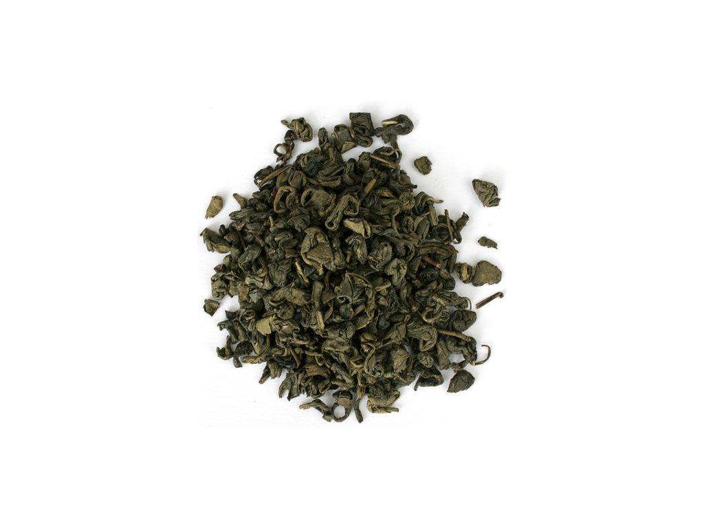 Zelený čaj - Gunpowder - Střelný prach