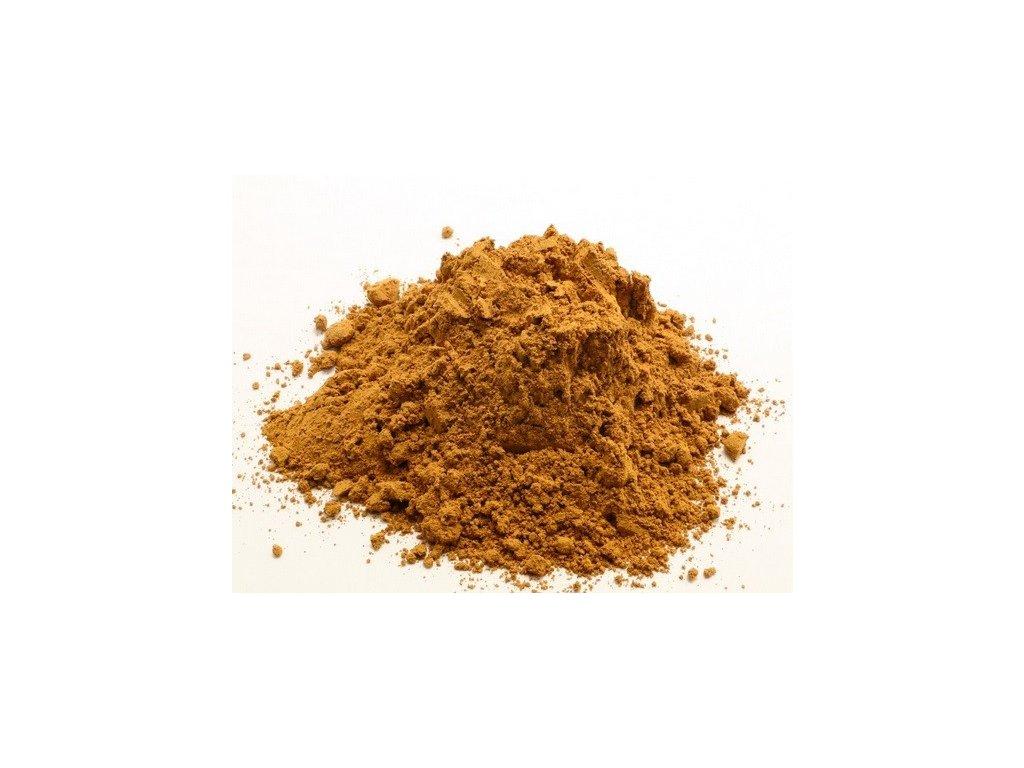RAW Organic Guarana 100% prášek