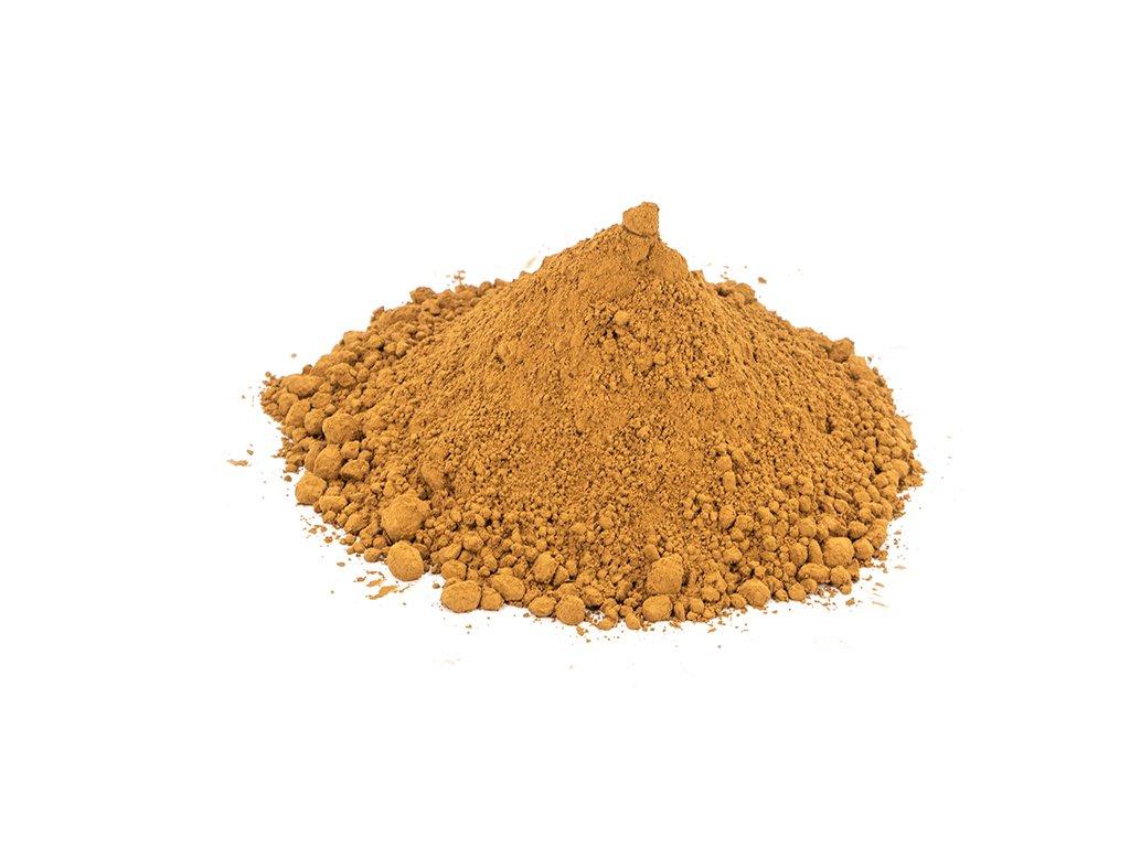 RAW Organic Kakaové boby nepražený prášek