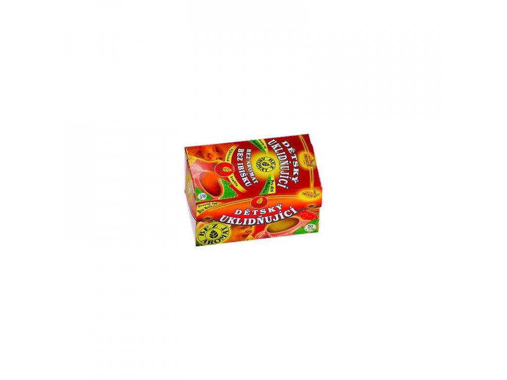 detsky ovocny uklidnujici 40g 20x2g bez aromat bez ibisku
