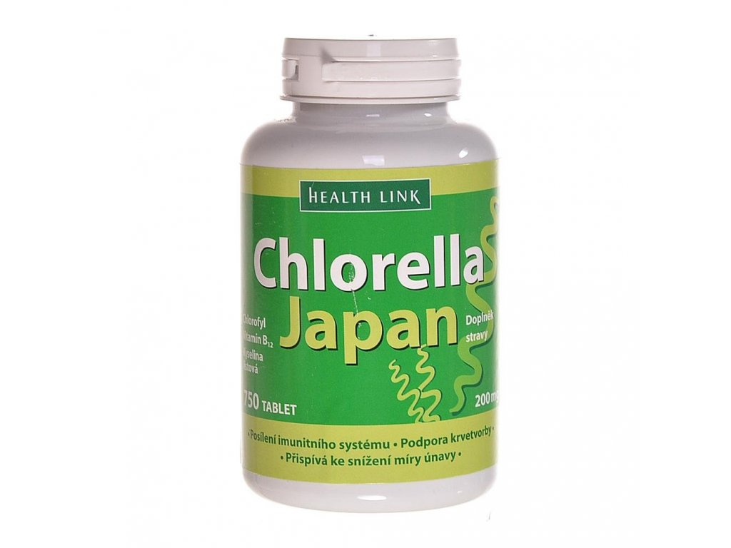 chlorella premium 350 tablet