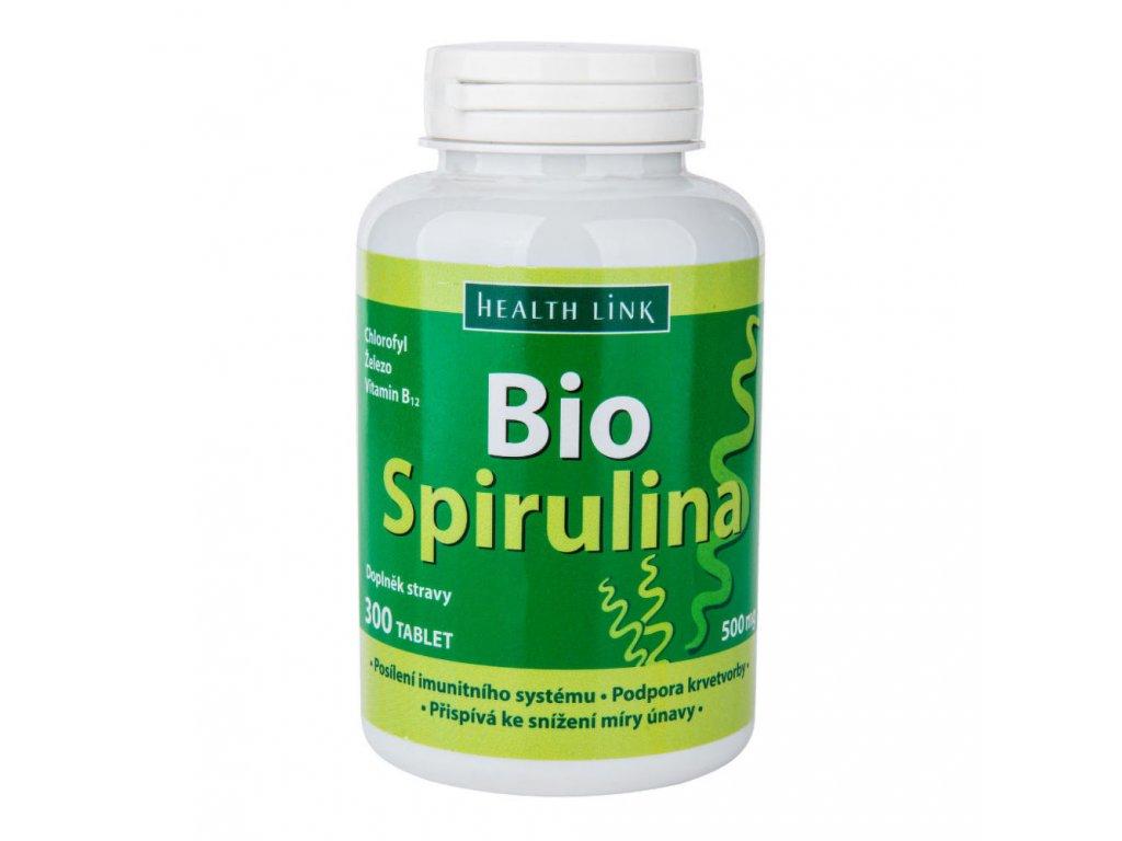 spirulina premium 350 tablet