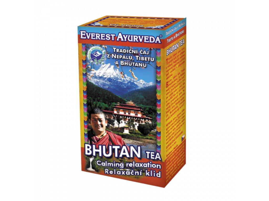 caj bhutan