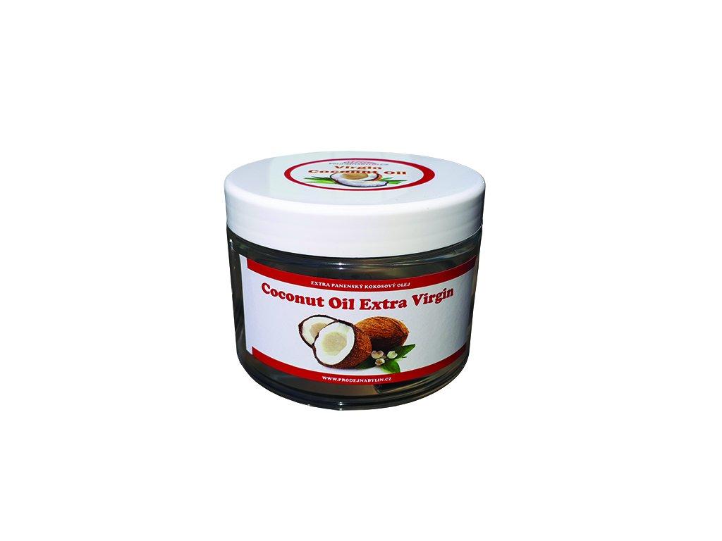 Kokosový olej 500ml novy web