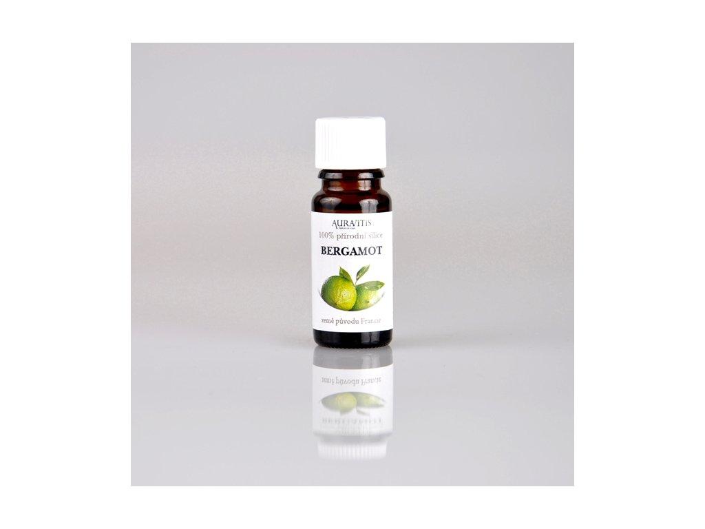 BERGAMOT 100% silice 10 ml