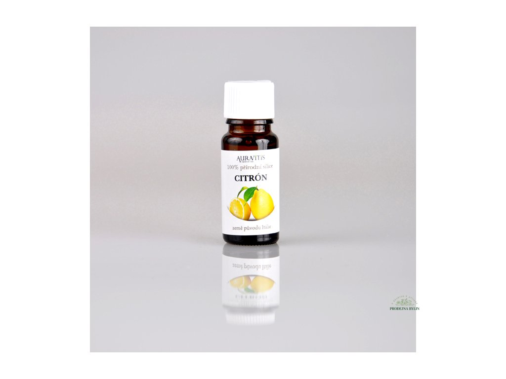 CITRON 100% silice 50 ml