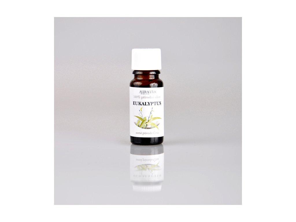 EUKALYPTUS 100% silice 100 ml