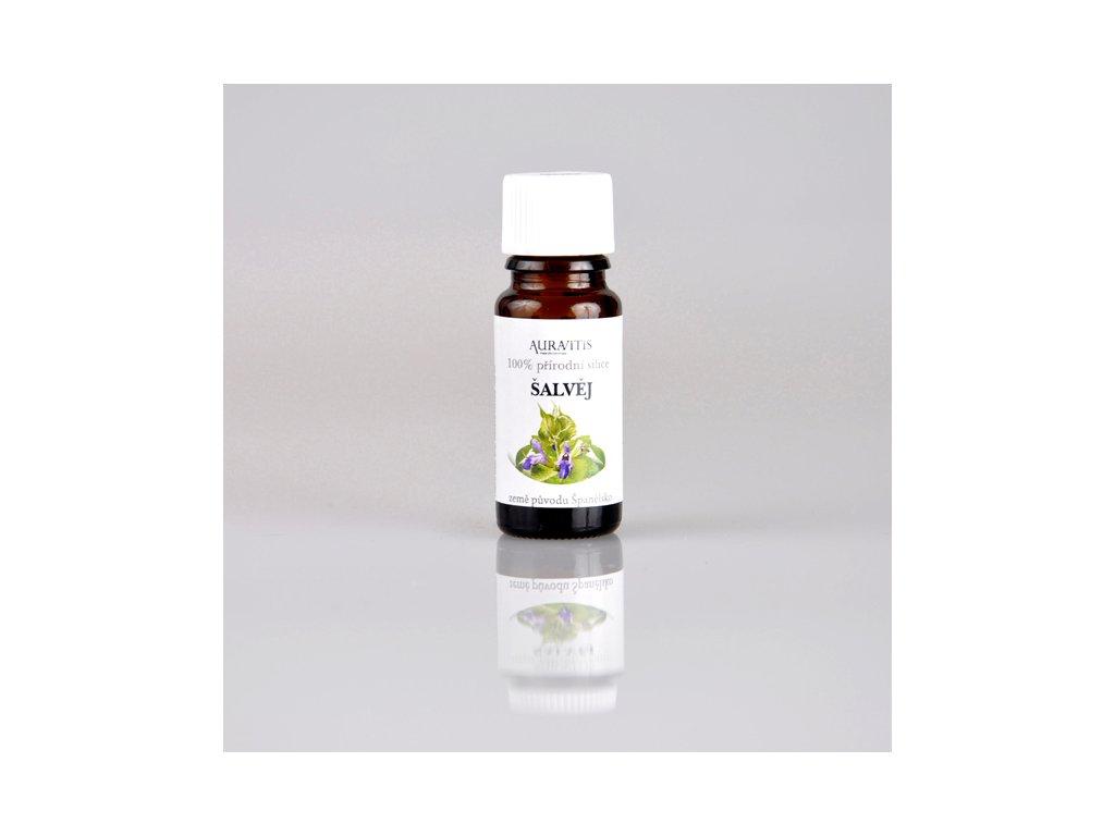 Milota esenciální olej ŠALVĚJ 100 ml