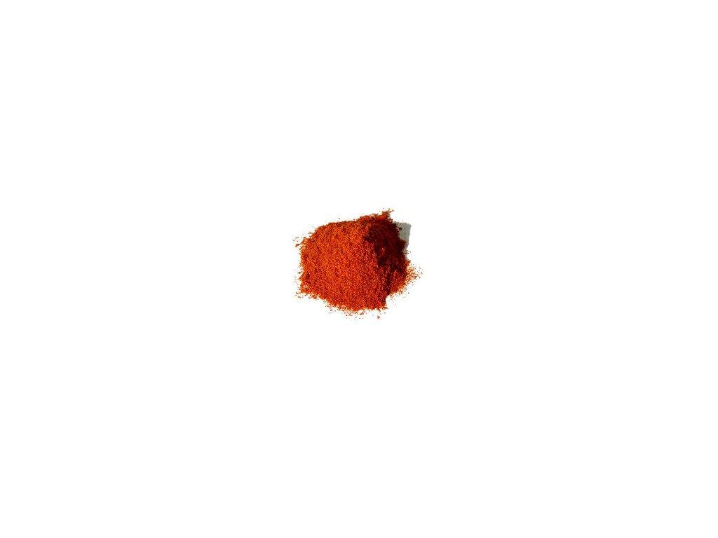 jednodruhove paprika paliva